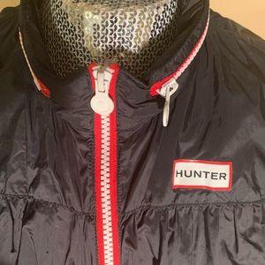 Hunter nylon dress.